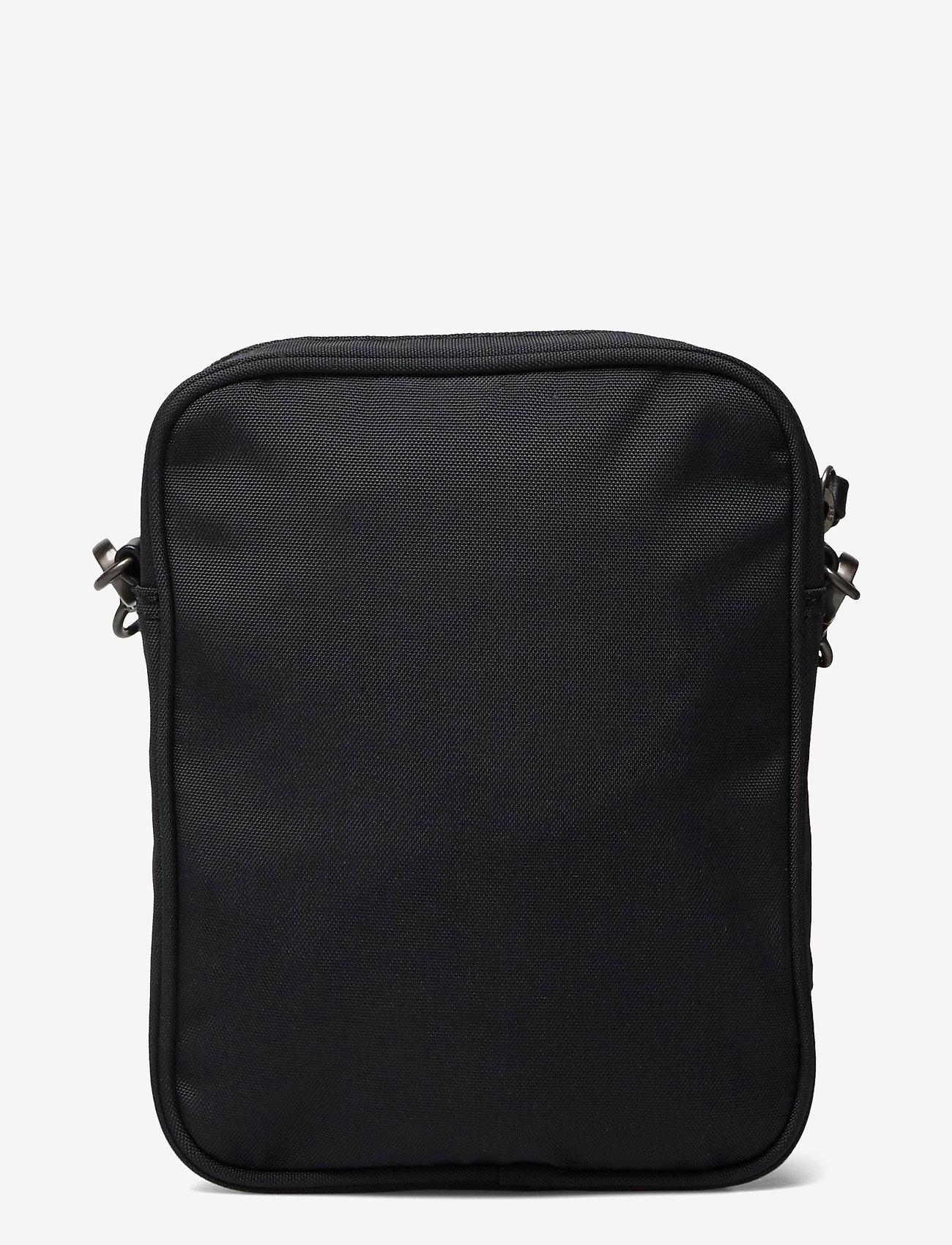 Markberg - Bexley Crossbody Bag - tassen - black w/black - 1
