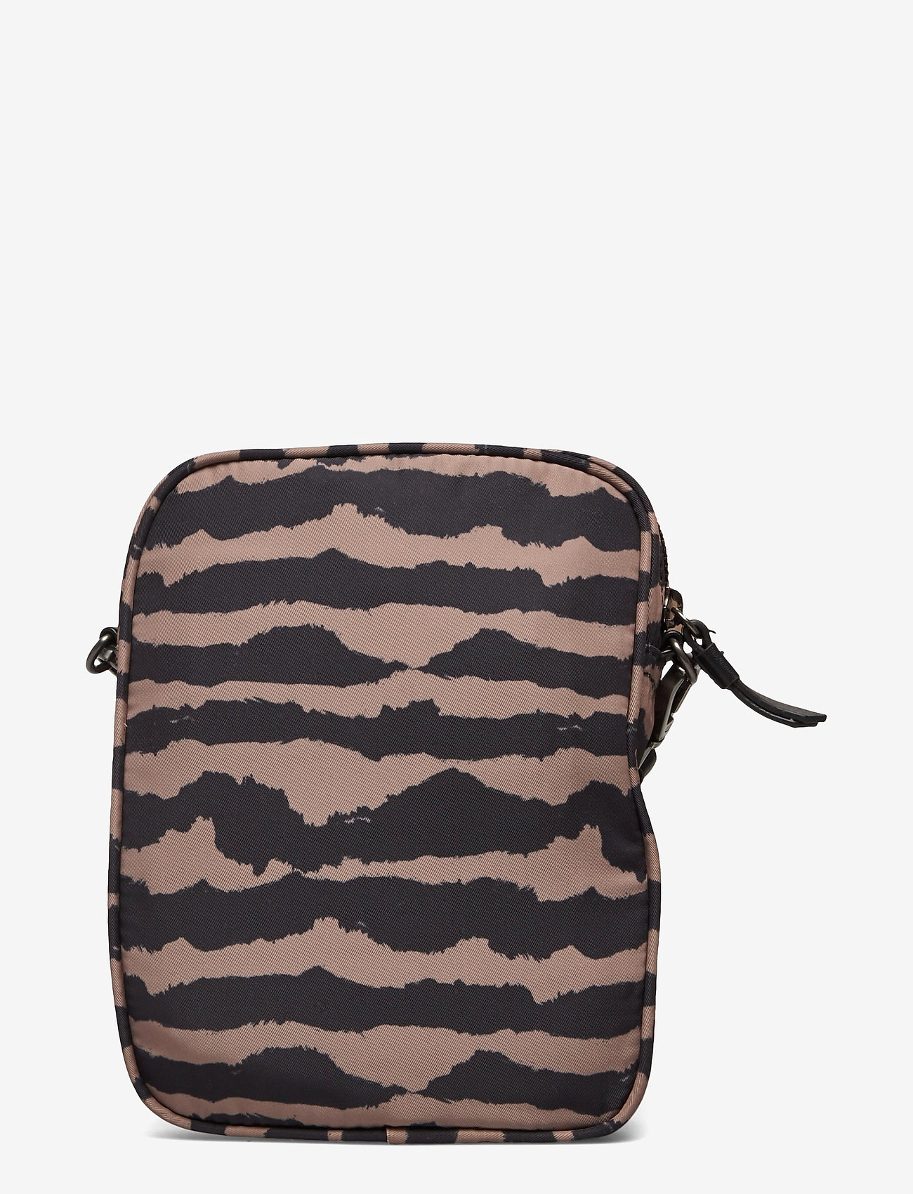 Markberg - Bexley Crossbody Bag - tassen - blurry lines w/black - 1