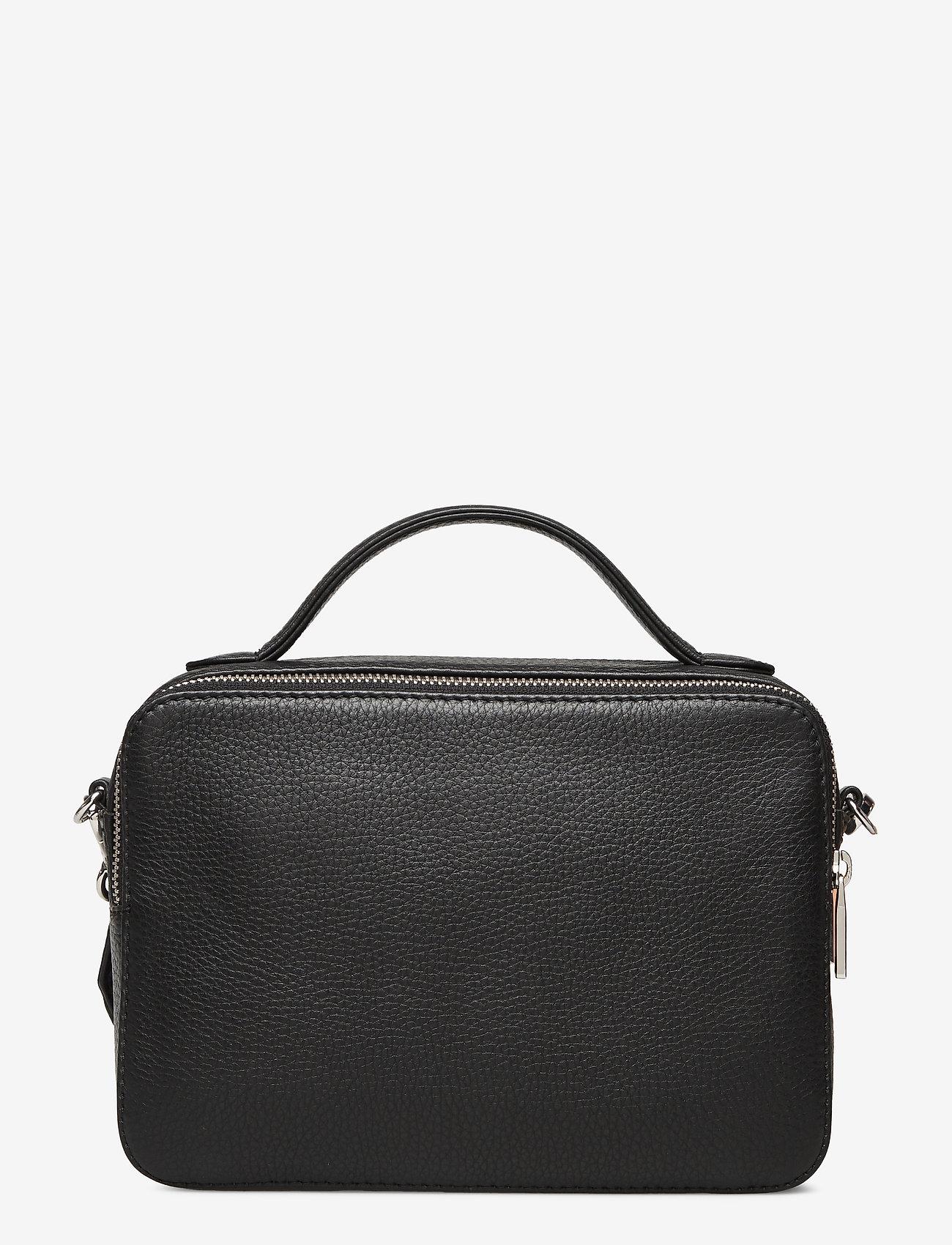 Markberg - Kyla Crossbody Bag - handväskor - black w/black - 1