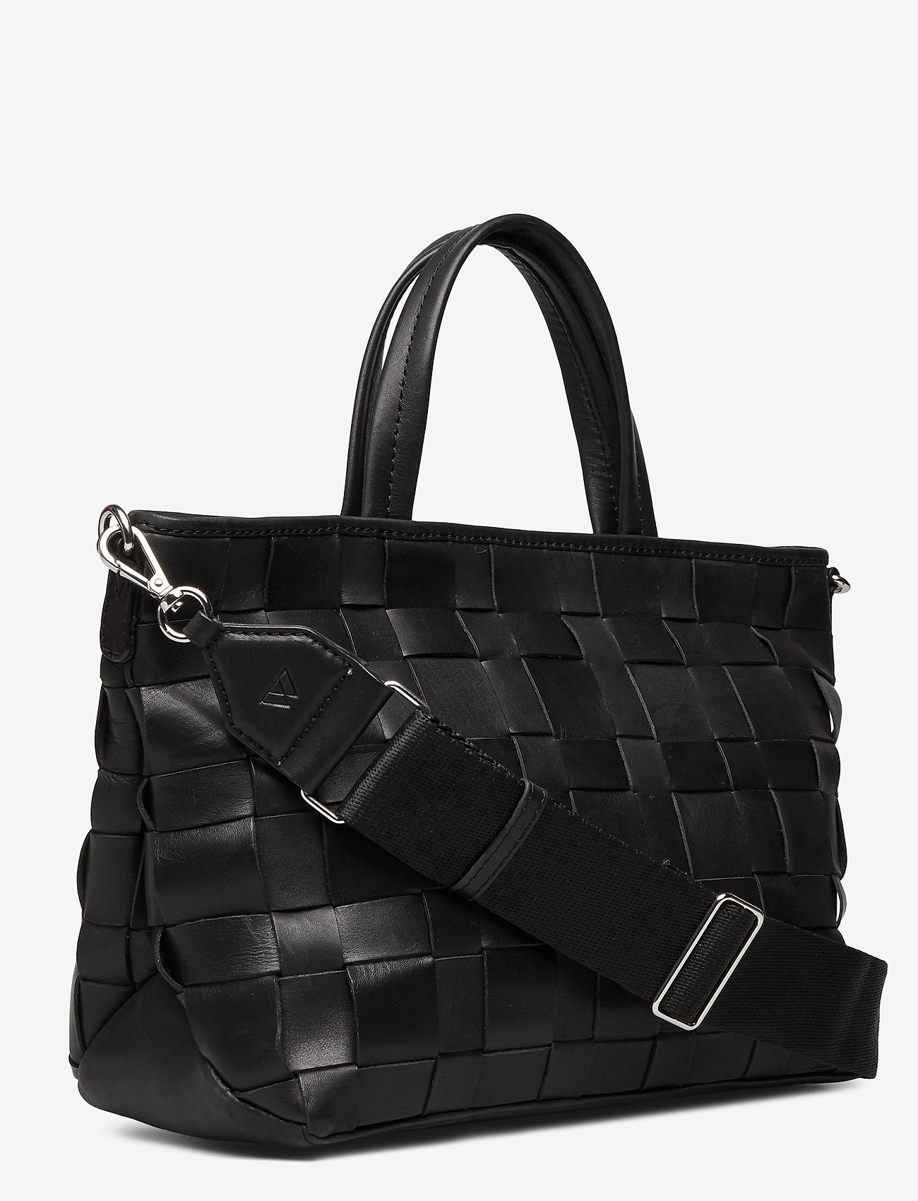 Markberg - Vita Shopper, Antique - bags - black w/black - 2