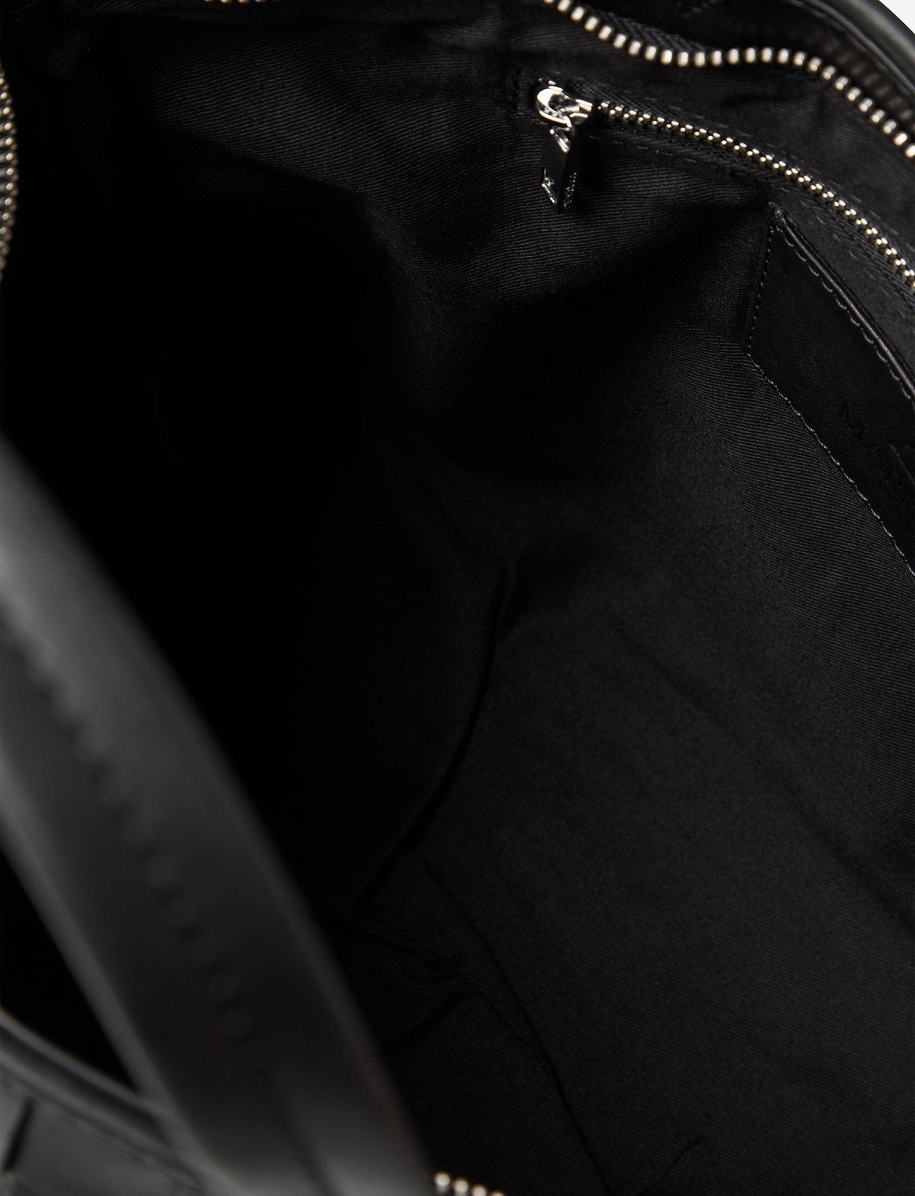 Markberg - Vita Shopper, Antique - bags - black w/black - 4