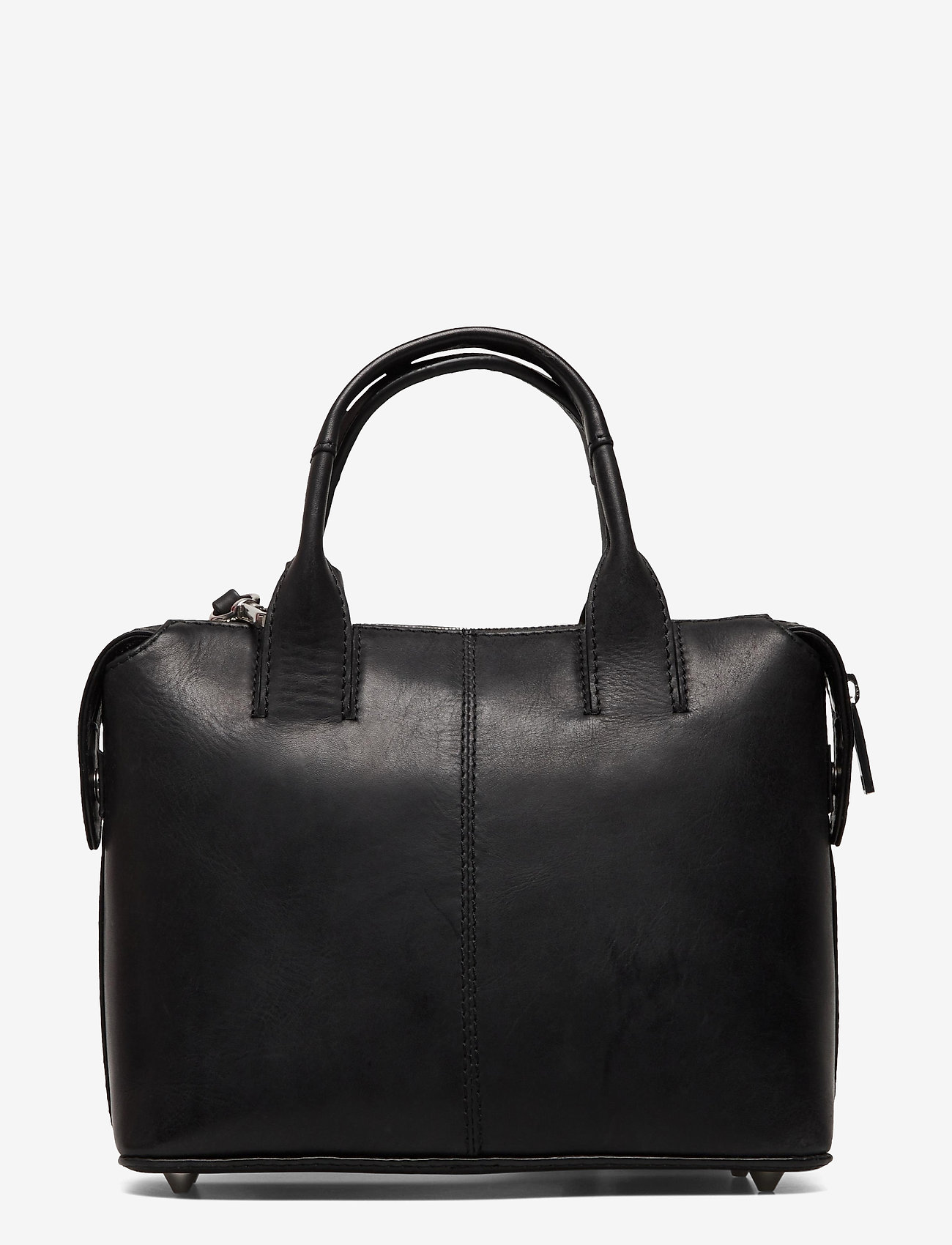 Markberg - Abrielle Small Bag, Antique - väskor - black w/black - 1