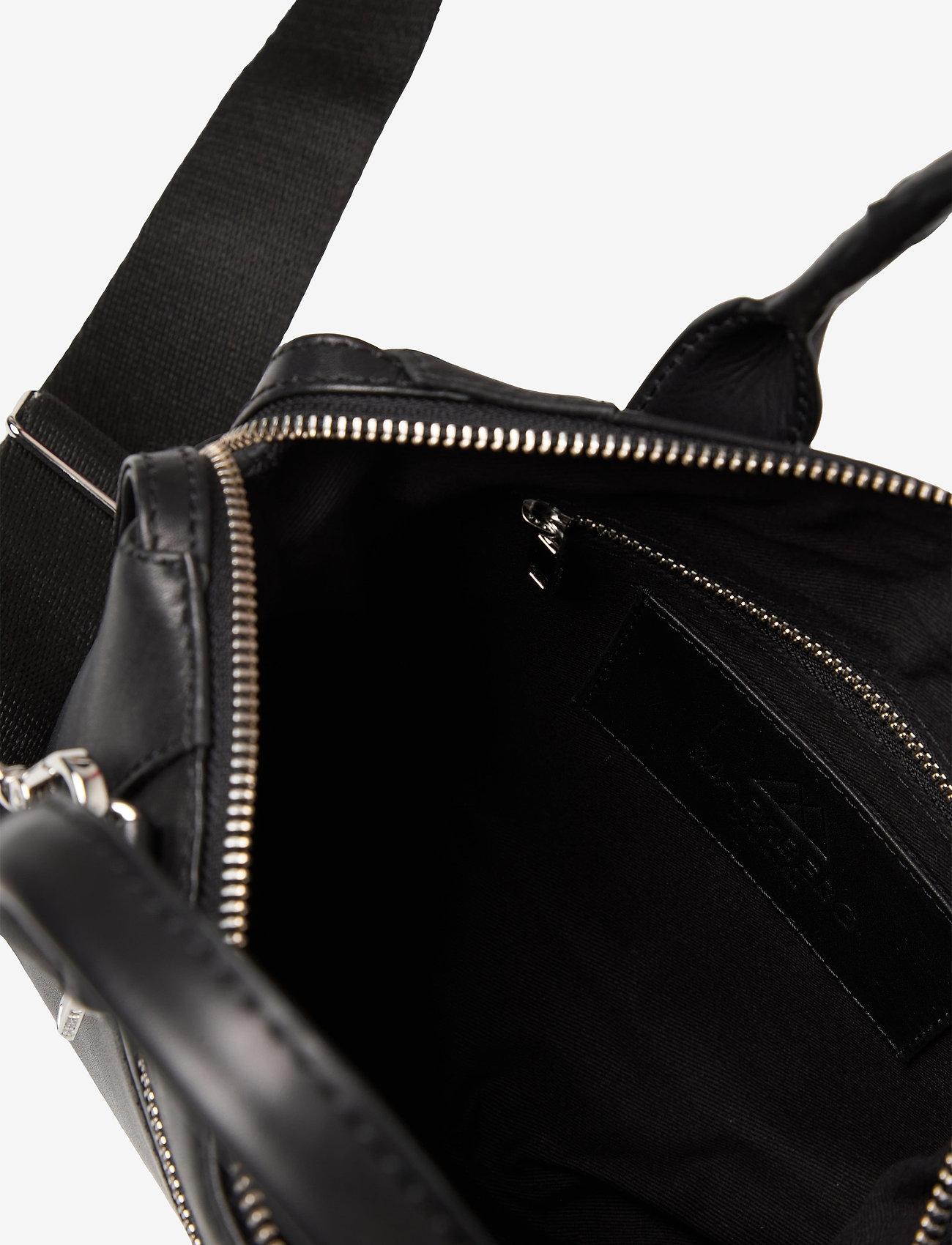 Markberg - Abrielle Small Bag, Antique - väskor - black w/black - 4