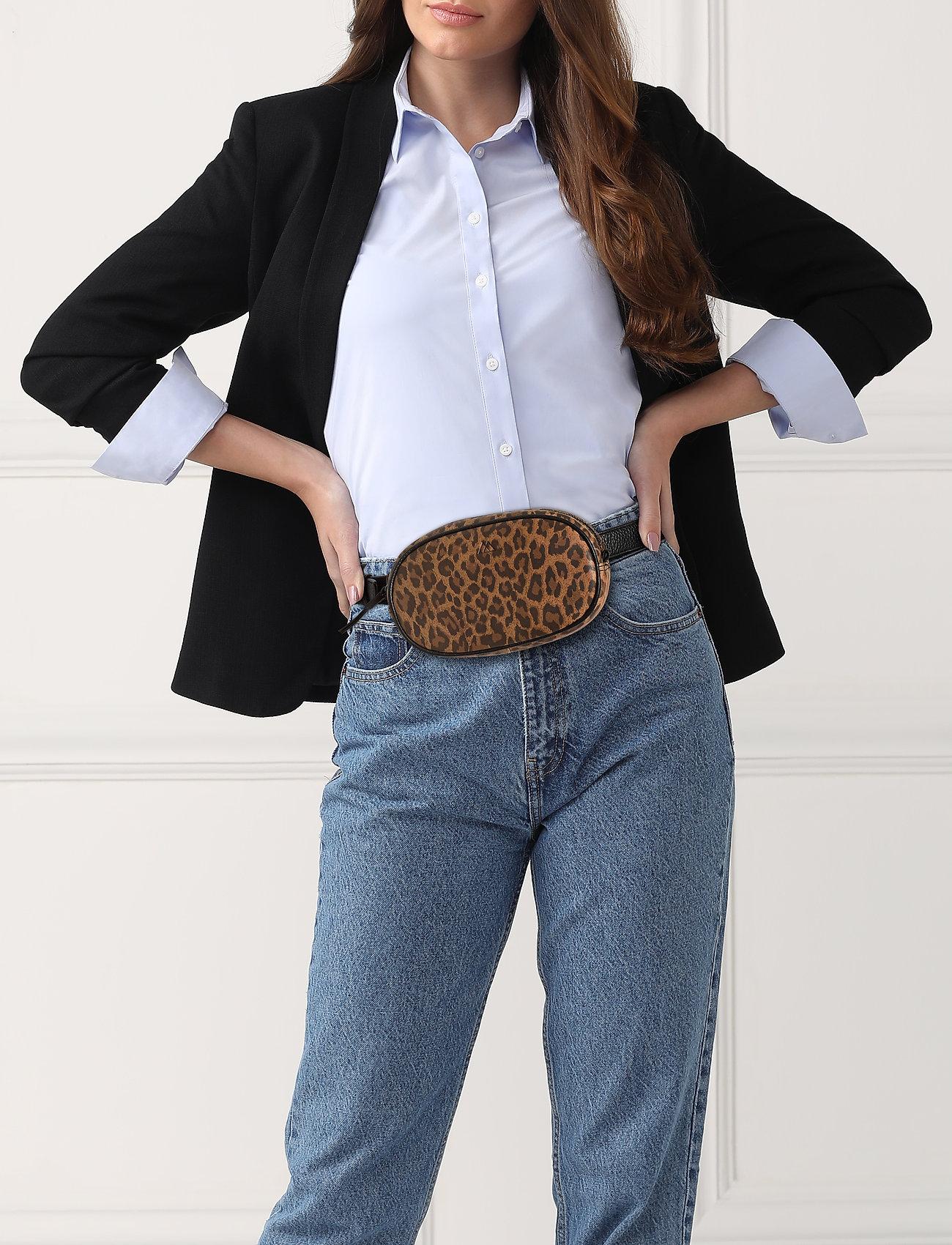 Markberg Eloise Bum Bag, Leopard - LEOPARD