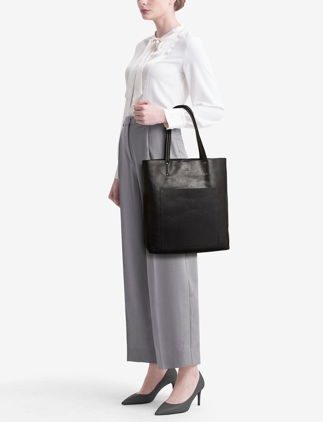 Markberg Antonella Shopper, Antique - BLACK