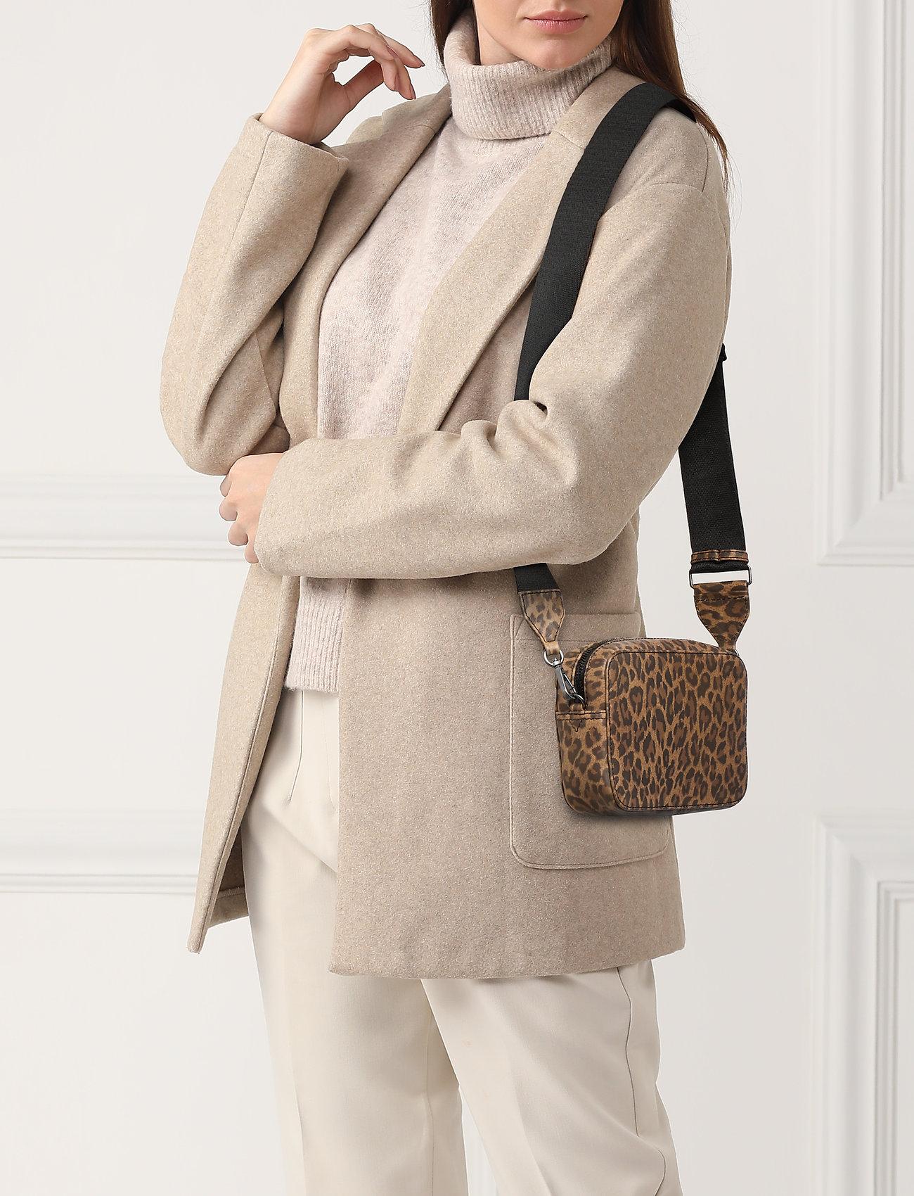 Markberg Elea Crossbody Bag, Leopard - LEOPARD W/BLACK