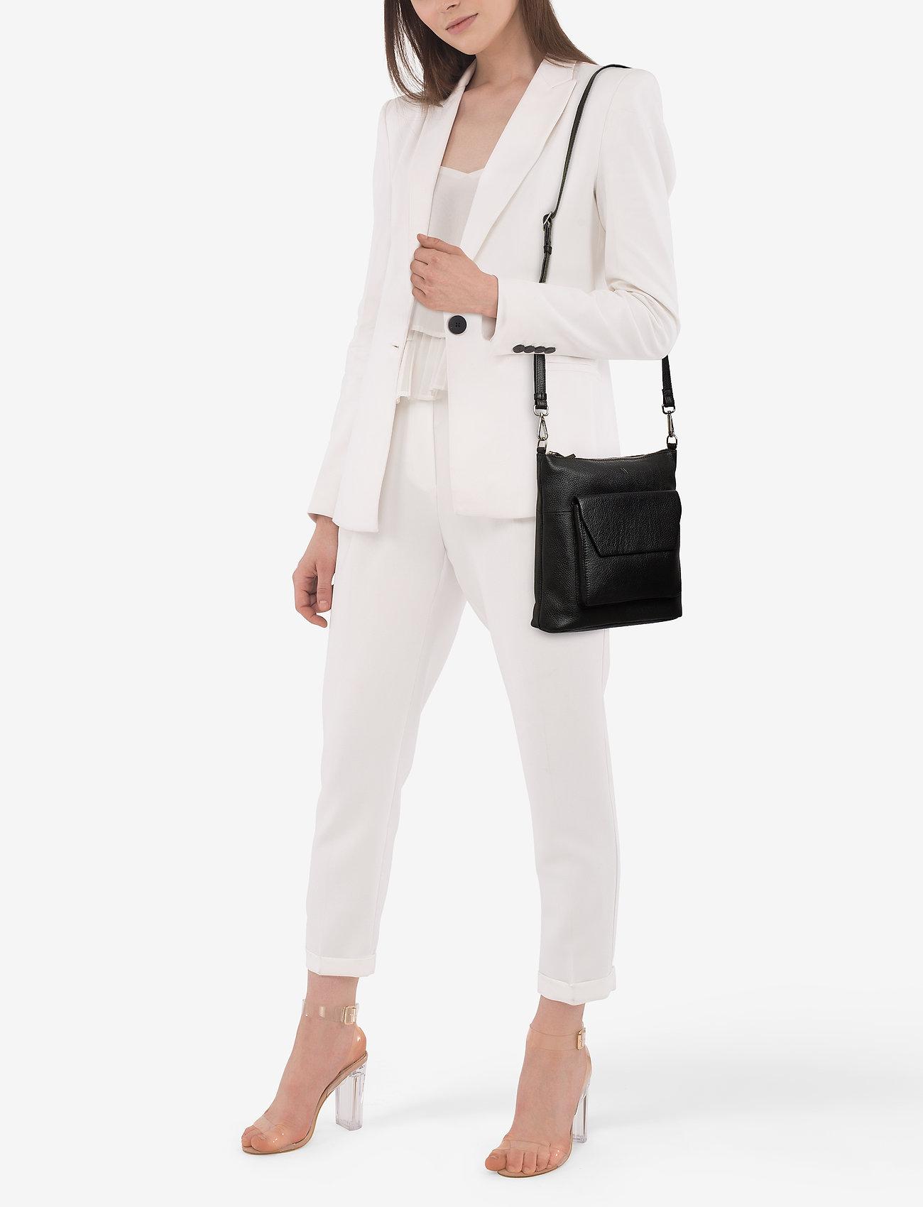 Markberg Joanna Crossbody Bag, Grain - BLACK