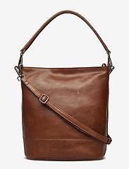 Markberg - Ulrika Bag, Antique - handväskor - chestnut - 0