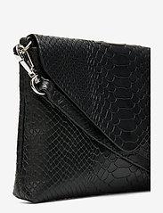 Markberg - Jenny Crossbody Bag, Snake - torby na ramię - black - 4
