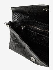 Markberg - Jenny Crossbody Bag, Snake - torby na ramię - black - 5