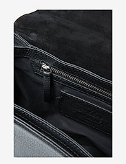 Markberg - Luna Crossbody Bag, Suede Mix - black - 5