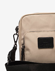 Markberg - Bexley Crossbody Bag - shoulder bags - beige w/black - 3