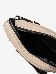 Markberg - Bexley Crossbody Bag - shoulder bags - beige w/black - 4