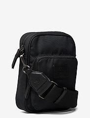 Markberg - Bexley Crossbody Bag - tassen - black w/black - 2