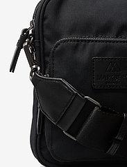 Markberg - Bexley Crossbody Bag - tassen - black w/black - 3