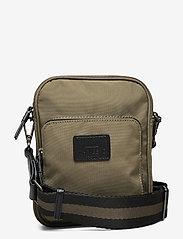 Bexley Crossbody Bag - OLIVE W/BLACK+OLIVE