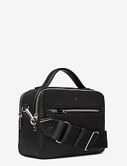 Markberg - Kyla Crossbody Bag - handväskor - black w/black - 2