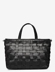 Markberg - Vita Shopper, Antique - bags - black w/black - 1