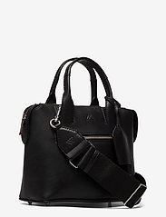Markberg - Abrielle Small Bag, Antique - väskor - black w/black - 2