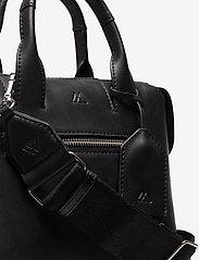 Markberg - Abrielle Small Bag, Antique - väskor - black w/black - 3
