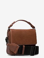 Markberg - Adora Small Crossbody Bag, Ant - tassen - caramel w/black - 2