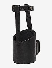 Markberg - Kenza Bottle Holder, Grain - overige accessoires - black w/black - 1