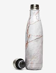 Markberg - Rebottle 500 ml, Printed - marble/nude w/silver - 1