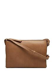Vera Crossbody Bag, Antique - CAMEL