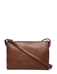 Vera Crossbody Bag, Antique - CHESTNUT
