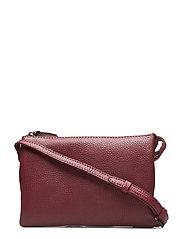 Vera Crossbody Bag, Grain - BURGUNDY