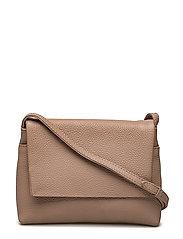Carla Crossbody Bag, Grain - NUDE