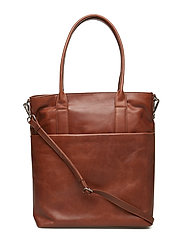 Fenya Bag, Antique - CHESTNUT