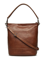 Ulrika Bag, Antique - CHESTNUT