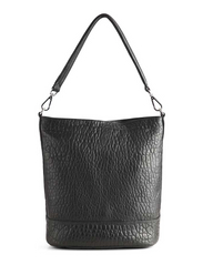 Ulrika Bag, NZ Bubbly - BLACK