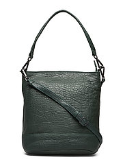 Ulrika Bag, NZ Bubbly - DARK GREEN