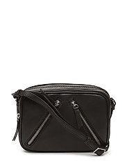 Alida Crossbody Bag - BLACK