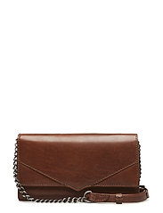 Neha Crossbody Bag, Antique - CHESTNUT
