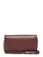 Neha Crossbody Bag - BURGUNDY