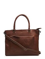 Runa Bag, Antique - CHESTNUT