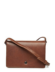 Liria Crossbody Bag, Antique - CHESTNUT