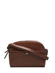 Eve Crossbody Bag, Antique - CHESTNUT