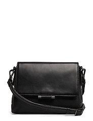 Kendra Crossbody Bag, Grain - B. GUNMETAL