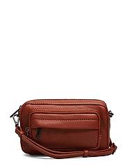 Aurora Crossbody Bag - BURNT ORANGE