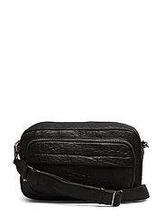 Alina Crossbody Bag, NZ Bubbly - BLACK