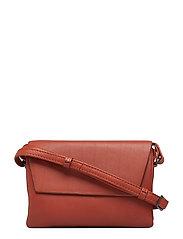 Rayna Crossbody Bag - BURNT ORANGE