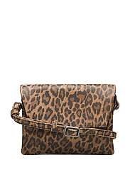 Rayna Crossbody Bag, Leopard - LEOPARD