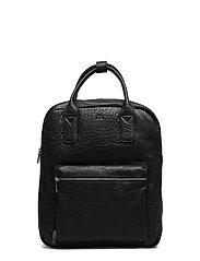 Melina Back Pack, NZ Bubbly - BLACK