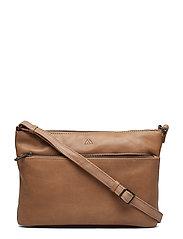 Tiana Crossbody Bag, Antique - CAMEL