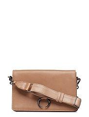 Henley Crossbody Bag, Antique - CAMEL