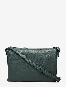 Vera Crossbody Bag, Grain - DARK GREEN